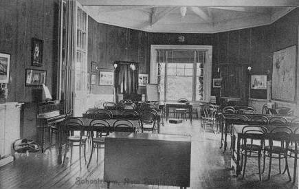 Birklands School in Wartime