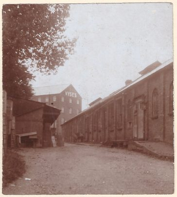 View north east from Grosvenor Road c1910