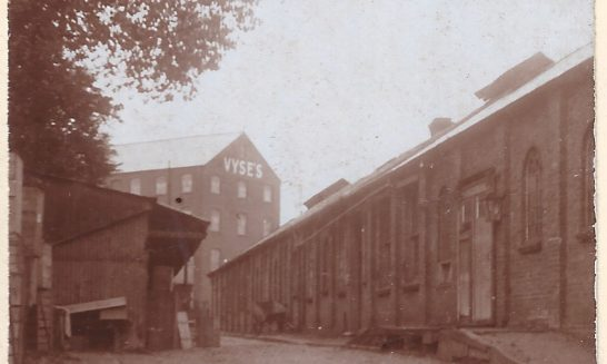 Big business in St Albans in 1914