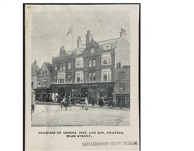Messrs Fisk and Sons: St Albans Drapers