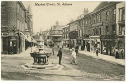 The streets of St Albans