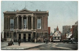 Town Hall, around 1911 St Albans Museums (ref Px8264) | St Albans Museums (ref Px8264)