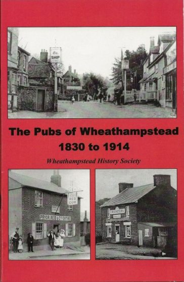 The Pubs of Wheathampstead, 1830-1914