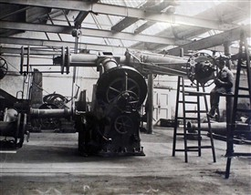 Johannesburg refractor assembled in St Albans | Tyne & Wear Archives, Newcastle