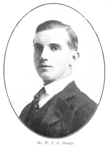 Fig. 2: Walter George c.1914 | SAHAAS