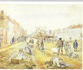 1845: St Albans when the Society was formed