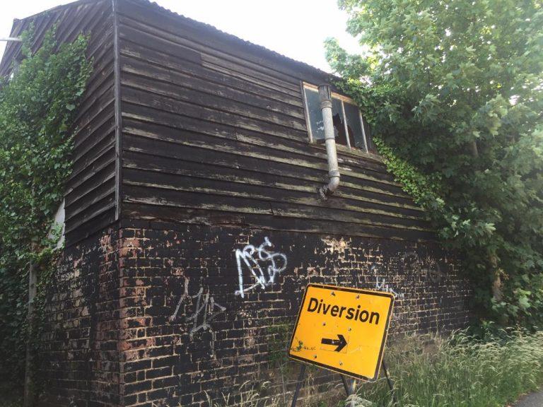 'Mission Room', Old London Road | Freya Burley