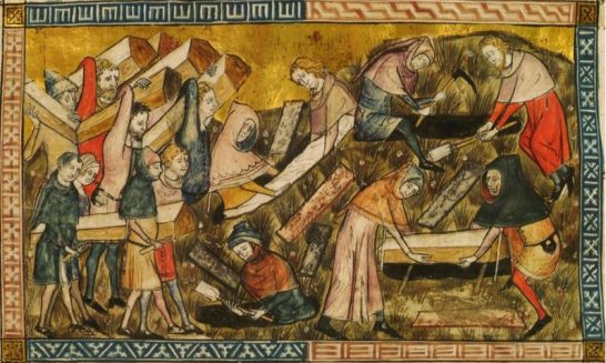 St Albans and the Black Death