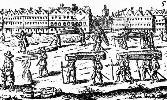 Plague and Isolation in St Albans c.1600