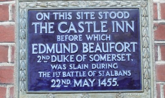 New insights on the second battle of St Albans 1461
