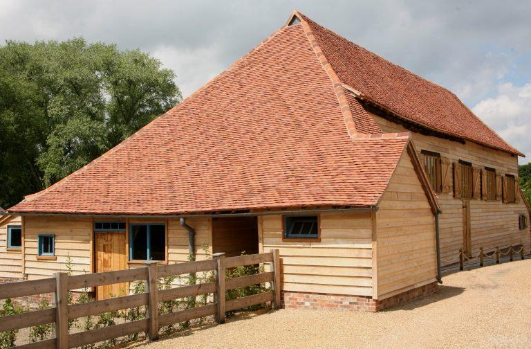 Newly-renovated Kingsbury Barn | Adam and Jill Singer