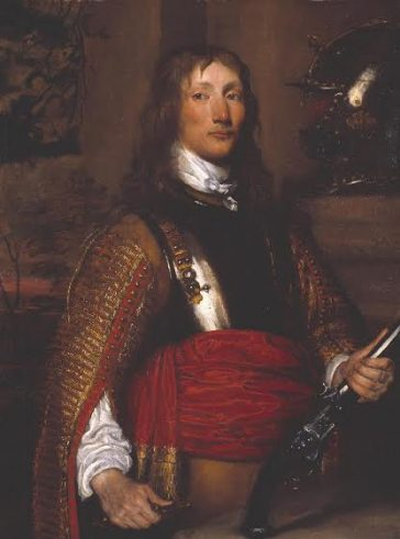 'Portrait of an Officer' by Dobson, c.1645. (Licensed under Creative Commons Attribution - Non-commercial Licence CC-BY-NC-ND 3.0 (Unported). Photo © Tate)