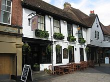 The Fleur de Lys pub and the French king: fact or just tradition?