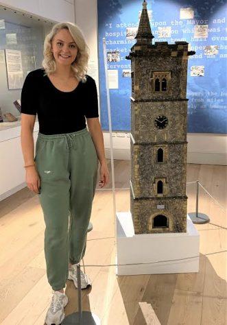 Clock Tower celebrates the Society's 175th anniversary